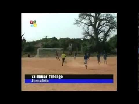 Guinea Bissau Championship/Sport Bissau e Benfica Vs Clube de Futebol Os Balantas