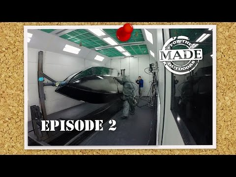 "Made for the Outdoors (2015) EPISODE 2: ""Lund Boats"""