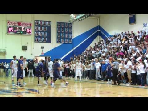 CIF High School Basketball Playoffs: Long Beach Millikan vs. Rancho Cucamonga