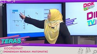 Teras (2021)   Menengah Rendah : Matematik – Koordinat
