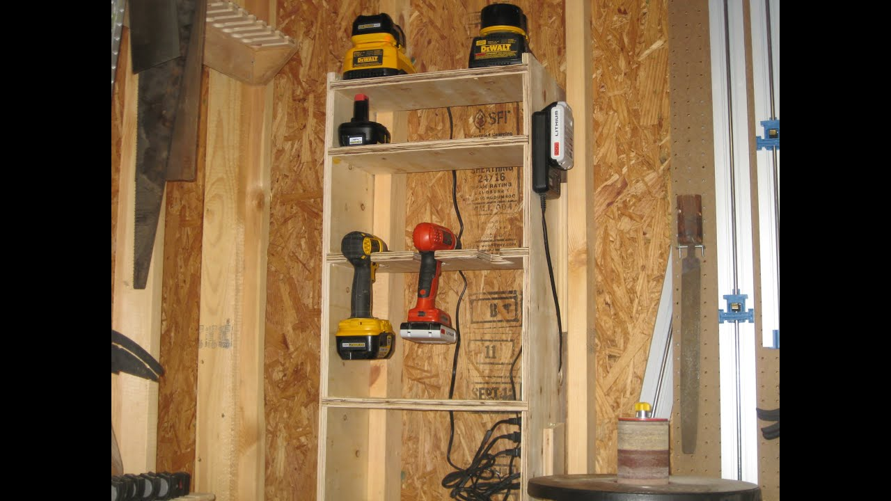 Dvd Holder Woodworking Plans