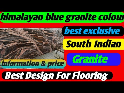 Cheap and Best Granite In India|| Cheap And Best Granite In Bangalore || Himalayan Blue||