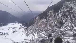 El Funicamp de Encamp el telecabina estrella de Grandvalira(http://www.turiski.es El Funicamp -telecabina de 6 km de longitud- conecta en 20 minutos el pueblo de Encamp (Andorra) siguiendo el valle de Els Cortals con ..., 2015-03-16T23:41:50.000Z)