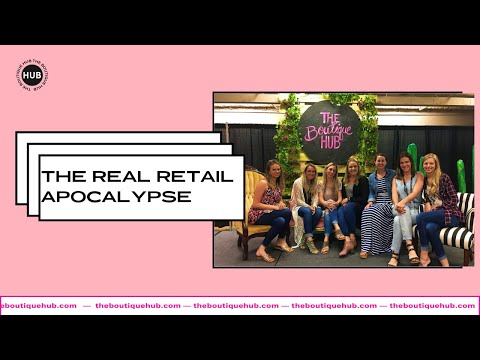 The Real Retail Apocolypse | The Boutique Summit 2017 with Ashley Alderson