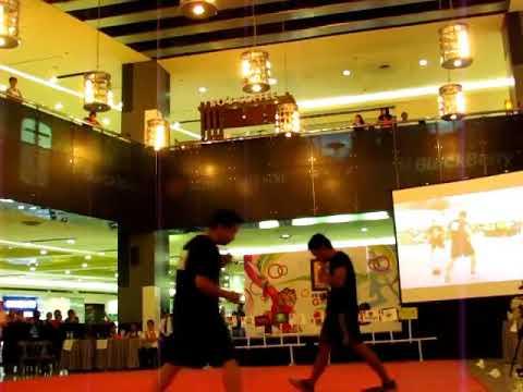JKD Philippines ( Triad JKD PH)  Demo  Wushu Discovery 2013
