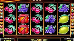 Hot Twenty Video Slot - free online Casino game by Amatic with review
