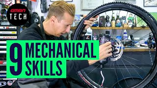 9 Mechanical Skills Everyone Should Know | Essential MTB Maintenance Skills