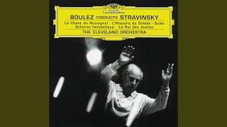 Stravinsky: Histoire du soldat - Concert suite / Part 2 - Three Dances (Tango-Waltz-Ragtime)