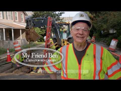Ben Cardin: Carrying Water