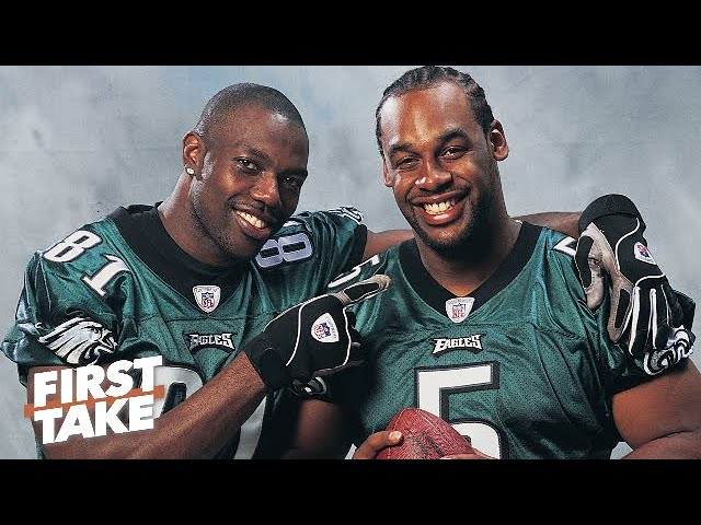 First Take reacts to Donovan McNabb calling out Terrell Owens