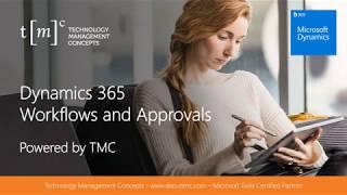 Dynamics 365 - Workflows