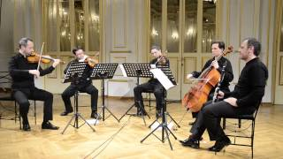 J. Brahms: Clarinet Quintet in b minor, Op. 115: 4. Con moto