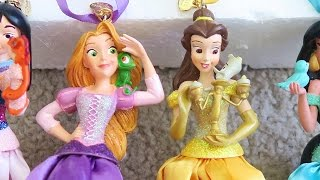 DISNEY PRINCESS ORNAMENT UNBOXING