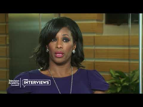 Vivian Brown on advice to an aspiring meteorologist - TelevisionAcademycoms