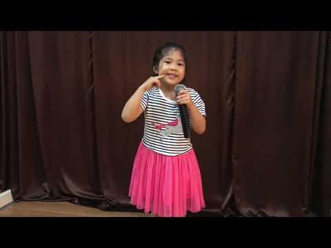 Proud Of You Cover By น้องแองจี้ อายุ6ขวบ