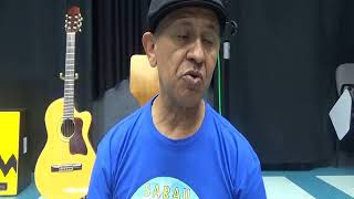 TV SAMBA BRASIL:ASSUNTO SARAU BODEGA DO BRASIL