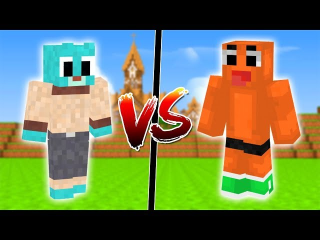 GUMBALL SET VS DARWİN SET (Minecraft)