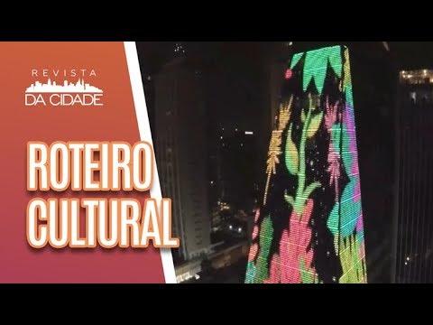 Roteiro Cultural: Passeios Gratuitos em São Paulo - Revista da Cidade (22/06/18)