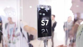 Samsung presenta Galaxy S7 e Galaxy S7 Edge - Teeech