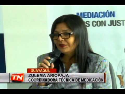 Cerca de 4 mil conflictos se han resuelto en Guayas a través de la mediación