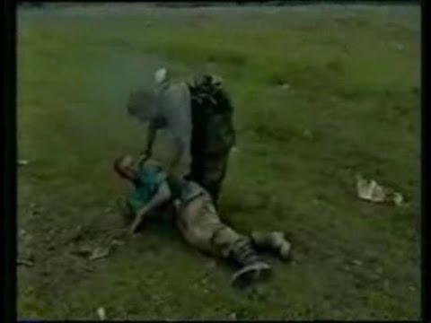 18+ Дагестан, Тухчар 1999г. О казни 6 бойцов 22-й бригады ВВ.