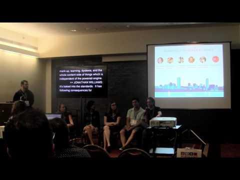 WordPress in Higher Education Panel