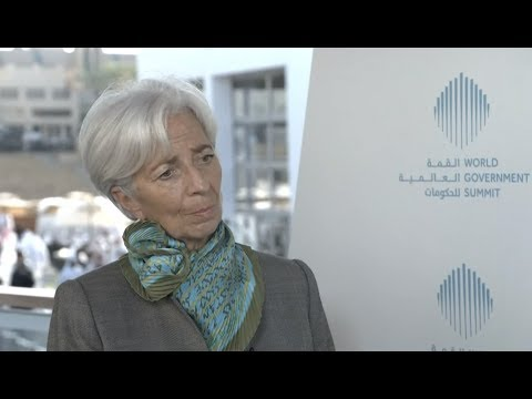 Stabilization in Egypt will benefit the people, says IMF's Lagarde | In The News