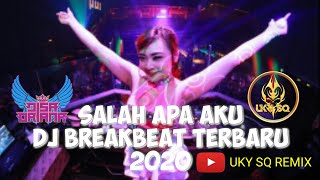 SALAH APA AKU | ILIR7 | UKY SQ REMIX | DJ KOPLO COVER