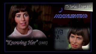 """Moonlighting"" - Dana Delany - ""This Old Heart Of Mine"""