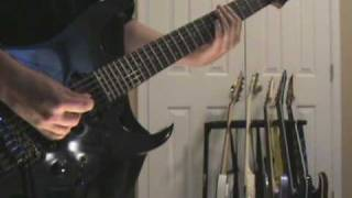 Sweet Sacrifice cover Evanescence BPStyle68 DigiTech RP 250 Ibanez RG1570