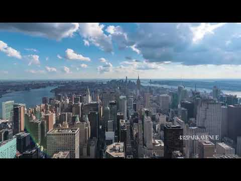 Timelapse of Views From 432 Park Avenue, The Worlds' Tallest Residential Building