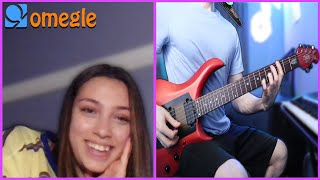 Playing Guitar on Omegle but its Kazoo Metal