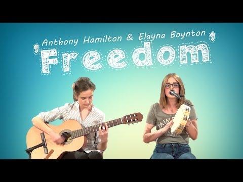 Anthony Hamilton & Elayna Boynton - Freedom Cover - B Nagy Réka & Gáti Anna