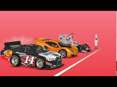 McLaren Tooned Mobil1 - Episode 02 - The History of Lubrication