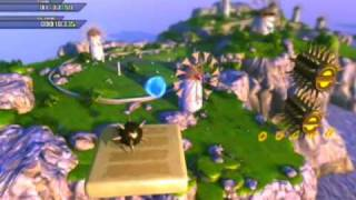 Sonic Unleashed - 360 - Windmill Isle Act 1-2
