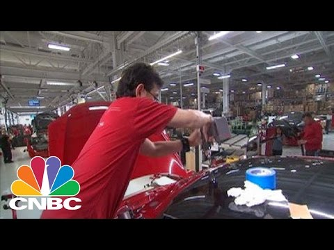 Tesla Factory Workers Are Working So Hard They Are Passing Out: Bottom Line | CNBC