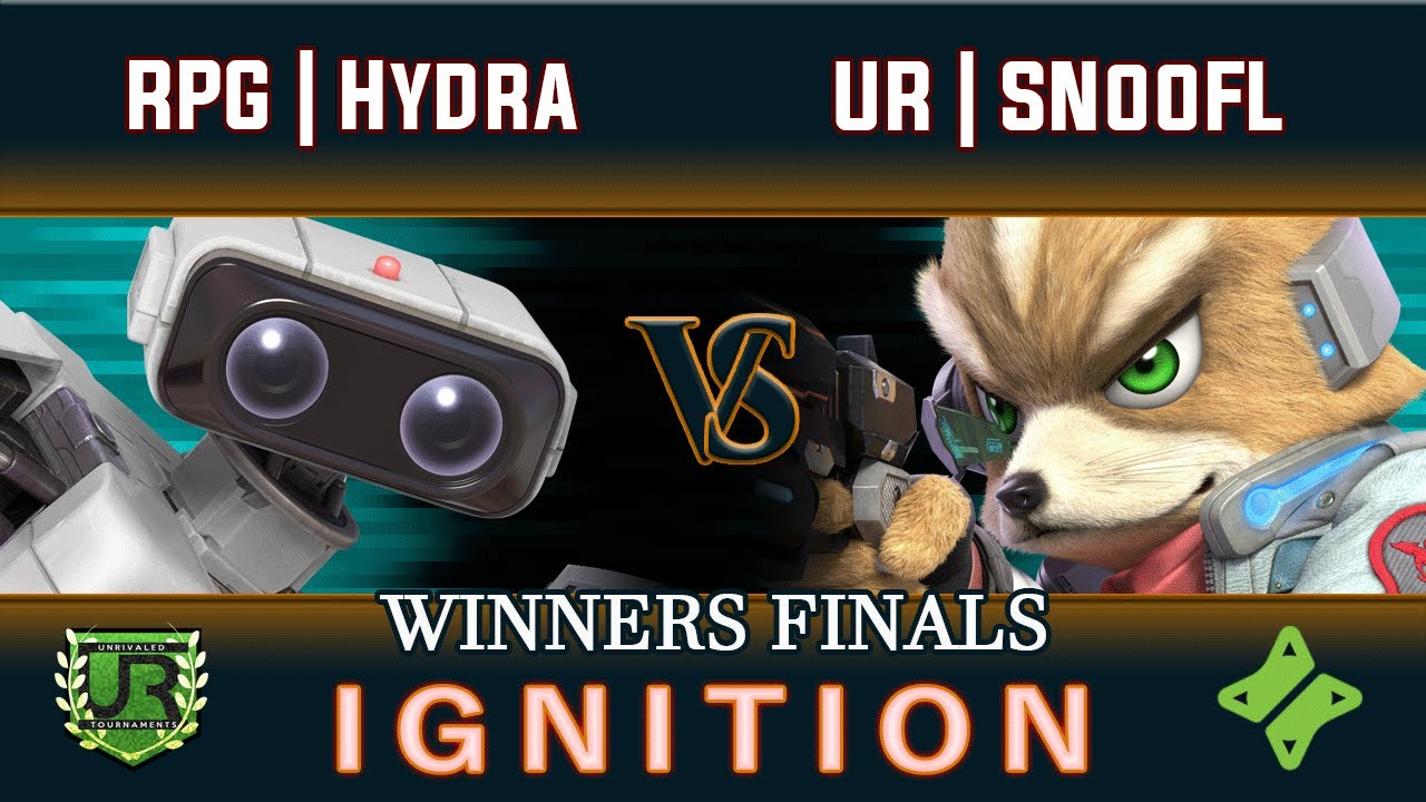 Download Ignition #219 WINNERS FINALS - RPG | Hydra (ROB) vs UR | SNooFL (Fox)