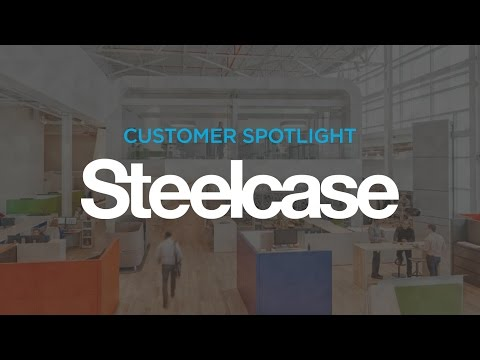 Customer Success: Steelcase Uses OneLogin for Fast and Efficient IAM