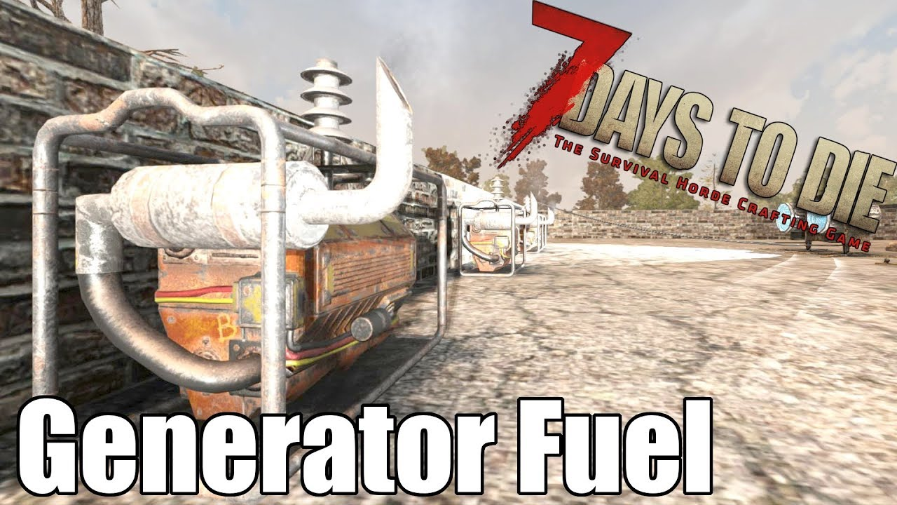 7 Days To Generator Fuel Usage Tests How Much Gas Do They Use