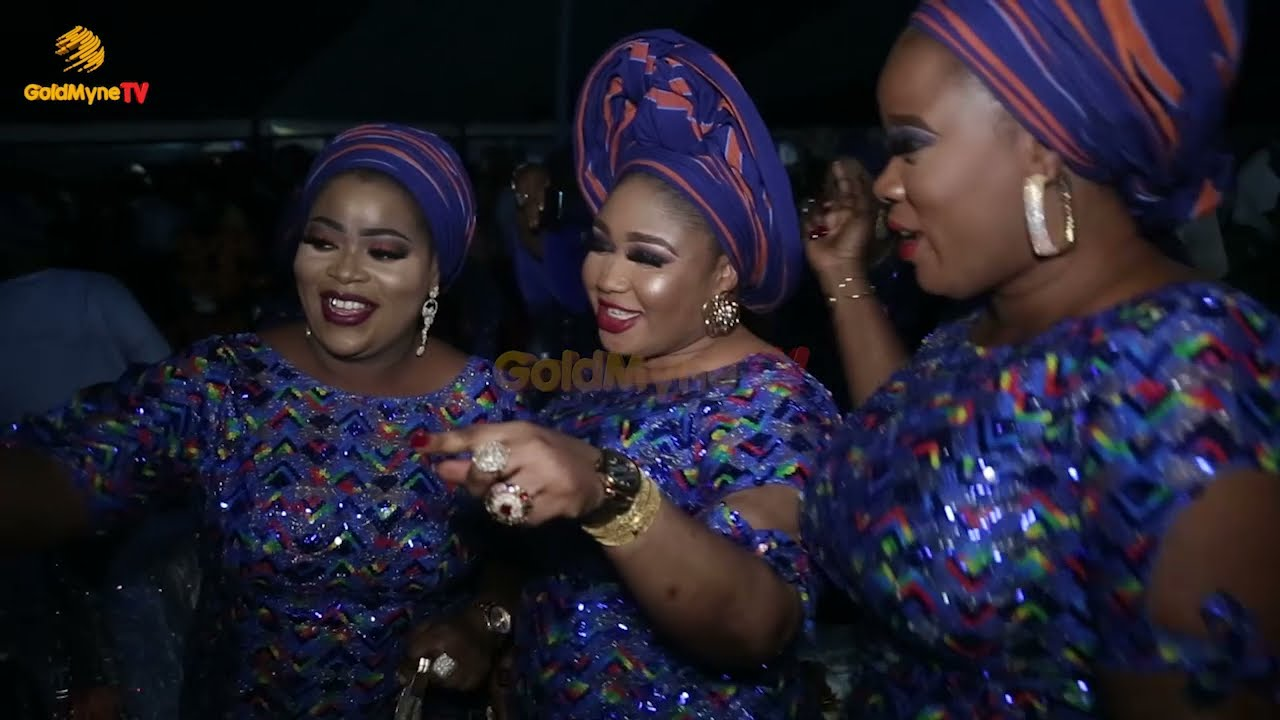 K1 DE ULTIMATE DAZZLES GUESTS WITH NEW RHYTHMS AS WALE OREAGBA GIVES DAD A BEFITTING BURIAL IN IJEBU