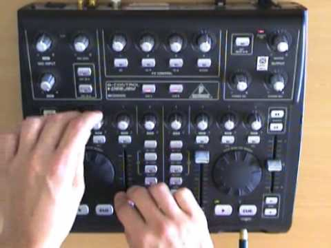 BEHRINGER BCD3000 DRIVERS UPDATE