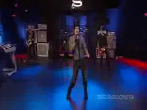 "Adam Lambert 6 - ""Strut"" (AOL Sessions)"