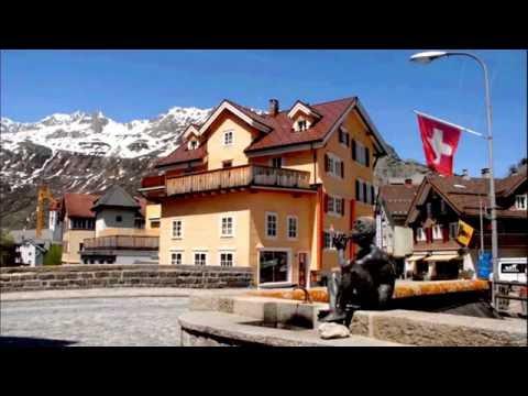 Andermatt - Switzerland (HD1080p)