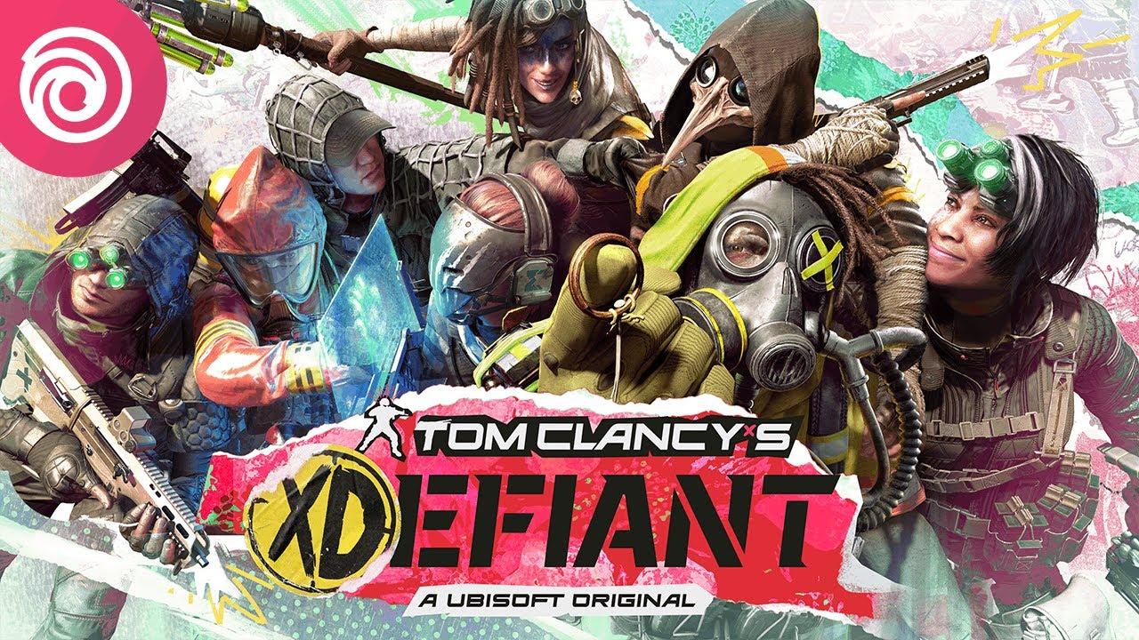 Tom Clancy's XDefiant - Worldwide Reveal - YouTube