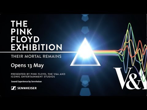 The Pink Floyd Exhibition: Their Mortal Remains (Interview Trailer) Thumbnail image