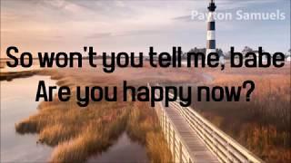 Zedd & Elley Duhé - Happy Now (Miles Away Remix) Lyrics