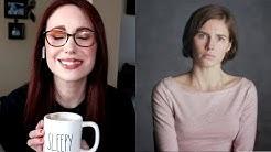 Coffee and Crime Time: Amanda Knox