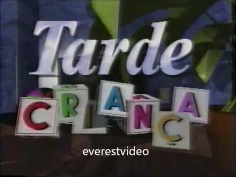 Tarde Criança: Flashman, Jaspion e Changeman - Record 1995/96