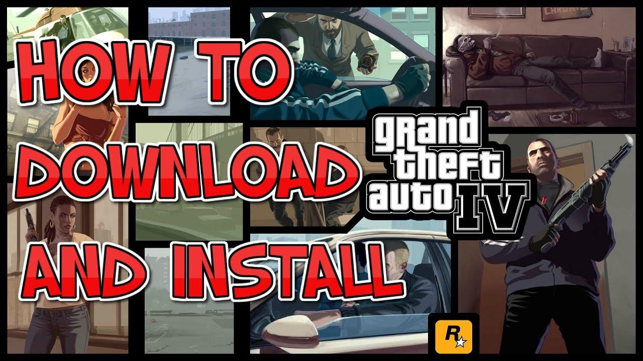 Free download gta iv game setup for pc full version medicalseven.