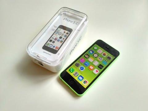 iPhone 5c с AliExpress Восстановленный (Refurbished)